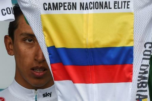 Big in the Andes: Egan Bernal won the 2018 Colombian National Time Trial Championships in Medellin