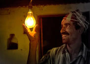 The main objective of UJALA (Unnat Jyoti by Affordable LEDs for All) program is to promote efficient lighting, enhance awareness on using efficient equipment which reduce electricity bills and help preserve environment. Under the scheme, 20W LED tube lights and BEE 5-star rated energy efficient fans are also distributed to the consumers.