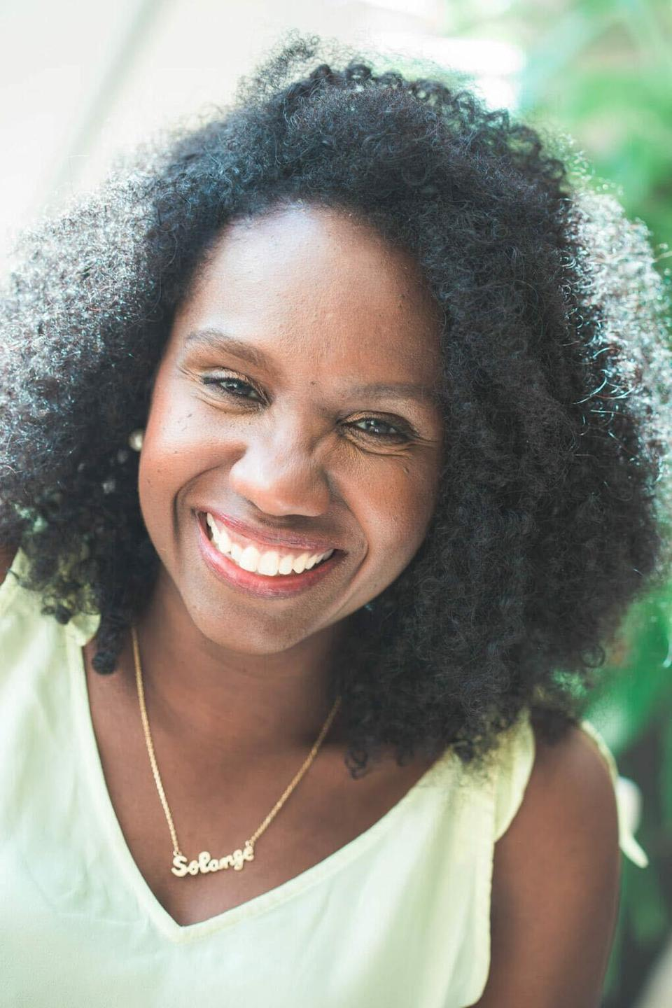 Solange Lopes is a career coach who shared with Cashay what black job applicants and workers face in the job market. (Photo: Courtesy of Solange Lopes)
