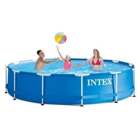 "<p><strong>Intex</strong></p><p>amazon.com</p><p><strong>$899.00</strong></p><p><a href=""https://www.amazon.com/dp/B00OX5B8CW?tag=syn-yahoo-20&ascsubtag=%5Bartid%7C10070.g.32744909%5Bsrc%7Cyahoo-us"" rel=""nofollow noopener"" target=""_blank"" data-ylk=""slk:Shop Now"" class=""link rapid-noclick-resp"">Shop Now</a></p><p>This Intex Metal Frame Pool (which measures 12 feet in diameter and 30 inches in depth) only takes 30 minutes to assemble and fill. Its laminated PVC sidewalls ensure durability, and its filter pump and dual suction outlet fittings will keep your pool water clean and fresh. Those with more space can also check out the <a href=""https://www.amazon.com/dp/B073FMYZ3T?th=1&tag=syn-yahoo-20&ascsubtag=%5Bartid%7C10070.g.32744909%5Bsrc%7Cyahoo-us"" rel=""nofollow noopener"" target=""_blank"" data-ylk=""slk:15' x 48&quot; version"" class=""link rapid-noclick-resp"">15' x 48"" version</a> of this pool. </p>"