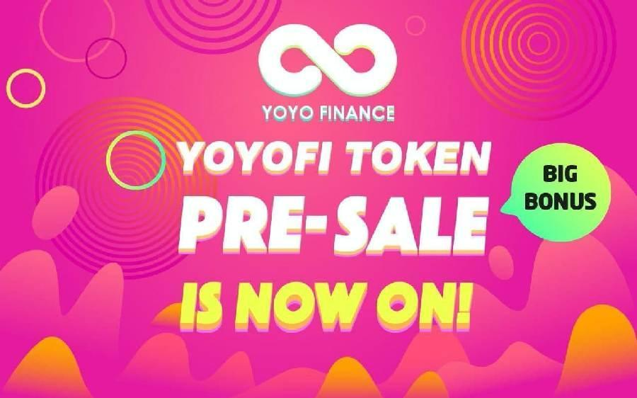 Kickoff The Defi Journey With Yoyo Finance Their Token Sale Is Live