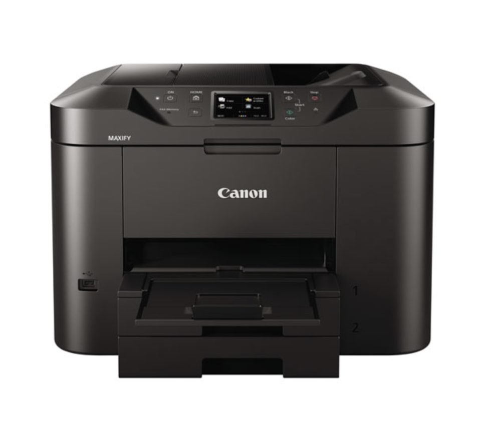 Canon MAXIFY MB2720 Wireless All-In-One Inkjet Printer (Photo via Best Buy Canada)