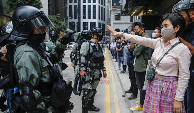 The elections were held after nearly six months of anti-government protests. Photo: EPA