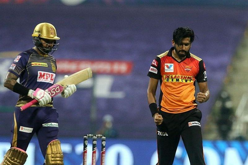 Khaleel Ahmed's wicket-taking ability will be crucial for SRH. (Image Credits: IPLT20.com)