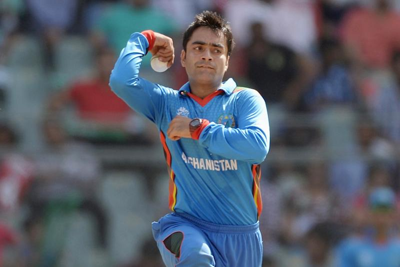 Rashid Khan becomes Youngest Bowler to Take 100 T20 Wickets