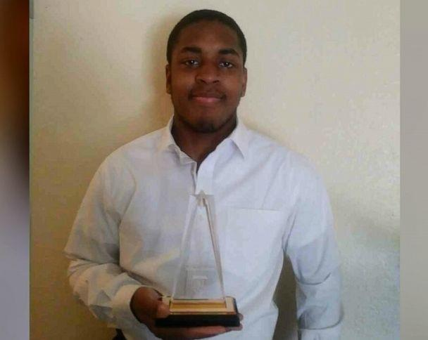 PHOTO: On July 23, Martin Folsom will graduate the top of his class from A. Philip Randolph Career Academy in Jacksonville, Florida. The 18-year-old achieved a 4.06 grade point average. (Courtesy of Duval County Public Schools)
