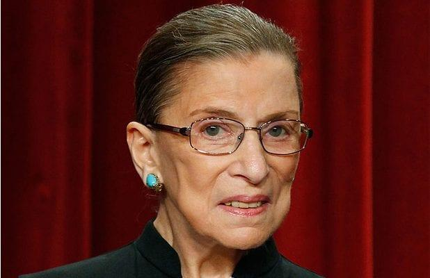 Ruth Bader Ginsburg's 'My Own Words' Skyrockets to No. 2 on Amazon Best-Seller List