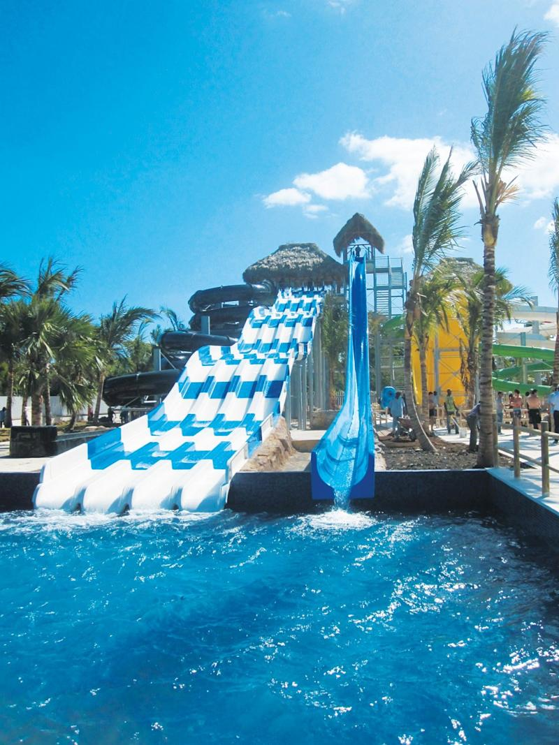 Dominican Republic Resorts >> New Memories Splash Resort Opens In Dominican Republic