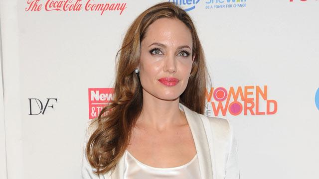 Angelina Prepares to Retire... Again