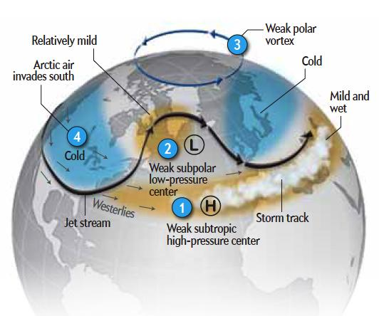 What Is This Polar Vortex That Is Freezing the U.S.?