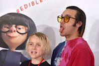 <p>The <em>Fall Out Boy</em> bassist has three children. He and his now ex-wife, Ashlee Simpson, welcomed their first child, Bronx Mowgli, in 2008. The rock star had his second and first daughter with girlfriend Meagan Camper.</p>