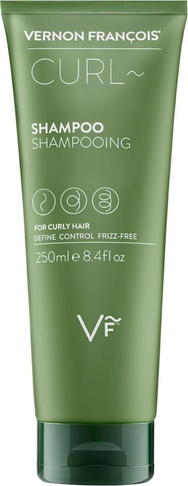 """<p>""""My sulfate-free shampoo is perfect for effectively cleansing and hydrating all curls and waves. It's enhanced with natural oils to help moisturize and protect your hair without weighing it down. And it's a curl-perfecting agent, which helps to boost their spring factor and shine."""" – Vernon François</p><p>$30 (<a rel=""""nofollow"""" href=""""https://us.vernonfrancois.com/products/curl-shampoo?mbid=synd_yahoobeauty"""">us.vernonfrancois.com</a>)</p>"""