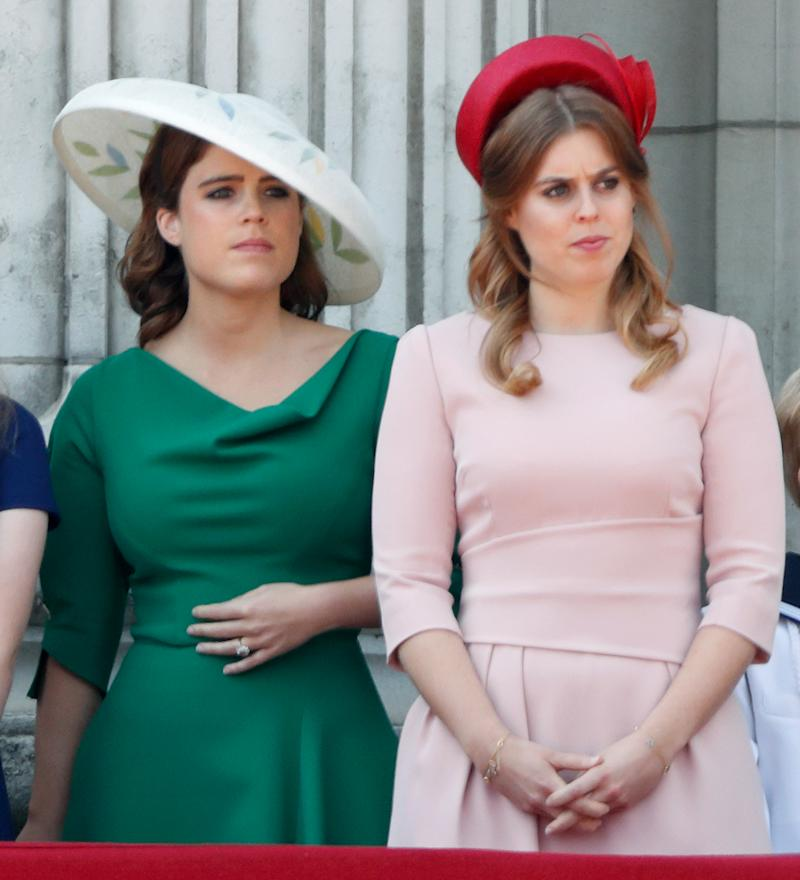 Princess Beatrice and Princess Eugenie had huge fight over shoes