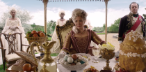 """<p>With the buzz around <em>Bridgerton</em>, the historic debate surrounding Queen Charlotte's ethnicity has been fully reignited. Many believe that the Queen consort from 1761 until 1818 had African heritage and was the first biracial member of the British royal family. PBS's <a href=""""https://www.pbs.org/wgbh/pages/frontline/shows/secret/famous/royalfamily.html"""" rel=""""nofollow noopener"""" target=""""_blank"""" data-ylk=""""slk:Frontline"""" class=""""link rapid-noclick-resp"""">Frontline</a> claims that she """"directly descended from Margarita de Castro y Sousa, a Black branch of the Portuguese Royal House"""" and <a href=""""https://www.pbs.org/wgbh/pages/frontline/shows/secret/famous/royalfamily.html"""" rel=""""nofollow noopener"""" target=""""_blank"""" data-ylk=""""slk:cited a number of important historical portraits"""" class=""""link rapid-noclick-resp"""">cited a number of important historical portraits</a> as evidence.</p>"""