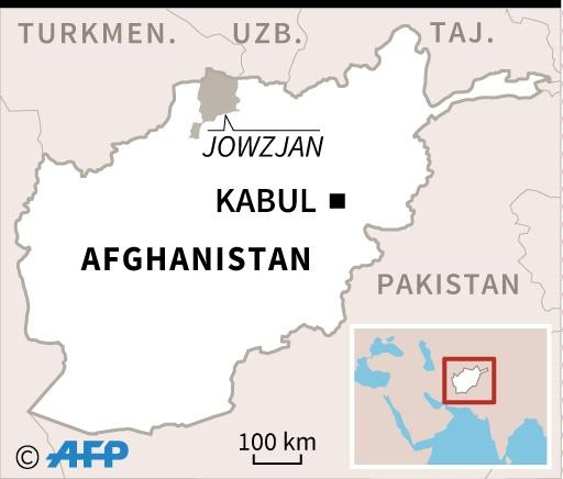 Six Red Cross workers were killed and two others were missing in northern Afghanistan, the international charity said (AFP Photo/Simon MALFATTO, Kun TIAN)
