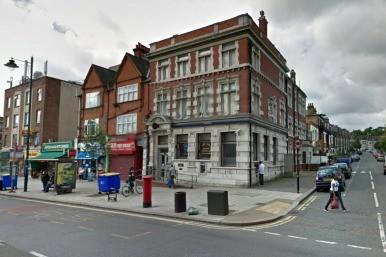 Natwest branch West Norwood