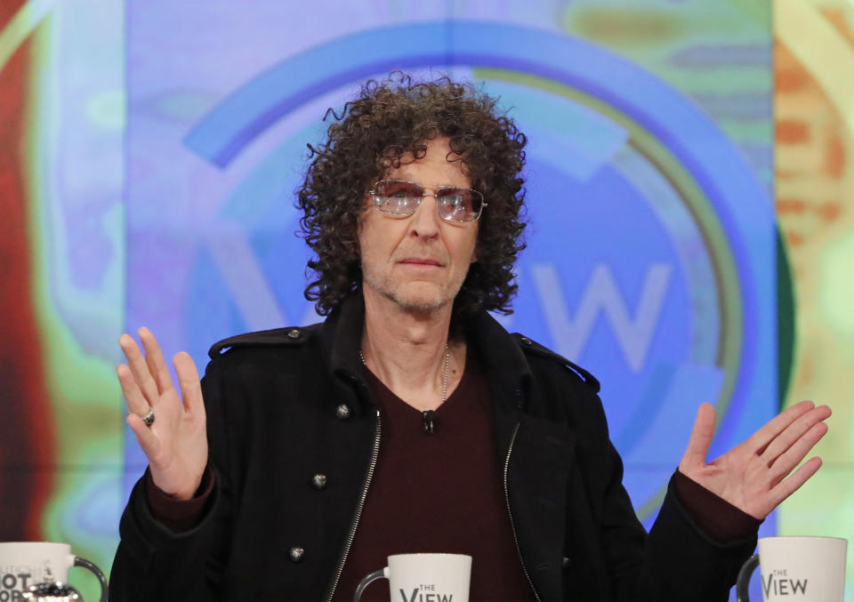 Howard Stern goes off on people who refused COVID-19 vaccine and are going to hospitals.