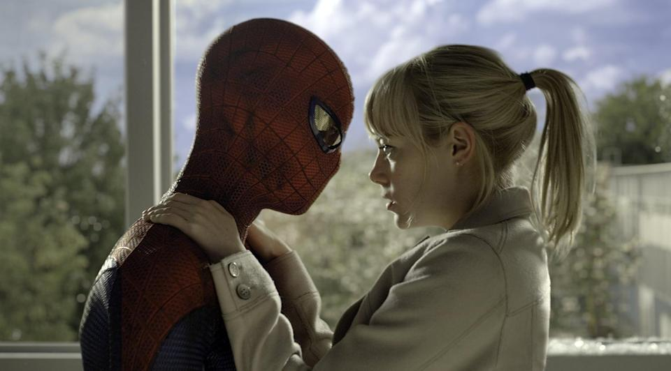 <p><strong>For Gwen Stacy:</strong> A feminine outfit, a classic trench, and a neat ponytail will help you channel Gwen Stacy.</p> <p><strong>For Spider-Man:</strong> Invest in a traditional Spider-Man suit - done and done.</p>