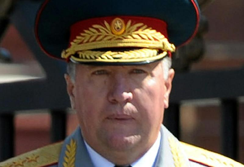 Russia's former ground forces chief Col. Gen. Vladimir Chirkin has been jailed for taking a bribe