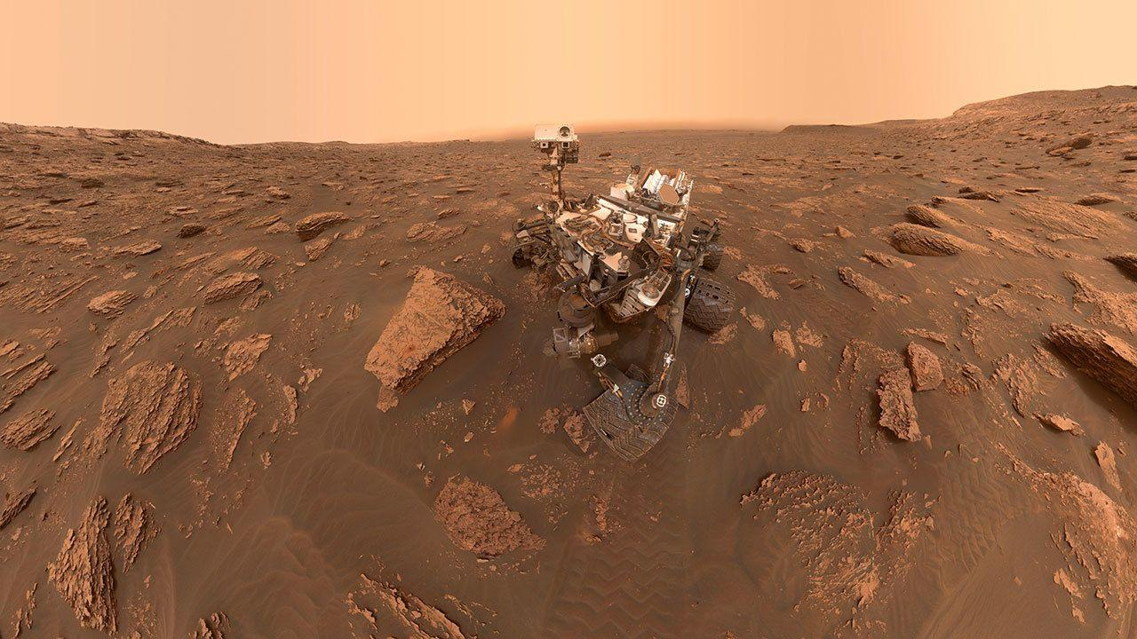 """<p>The <a href=""""https://www.popularmechanics.com/space/moon-mars/a21200898/chasing-signs-of-life-curiosity-rover-discovers-organic-building-blocks-on-mars/"""" target=""""_blank"""">Curiosity</a> lander launched in 2011 and landed on the Red Planet in 2012, and quickly uncovered evidence that Mars at one point supported life. It has since roamed around the Martian surface, snapping pictures and revealing insight about our planetary neighbor. </p><p>NASA's Insight lander, meanwhile, touched down on the Martian surface in 2018, and has already provided critical information about the planet's seismic environment. Earlier this year, it identified the very first Mars quakes. </p>"""