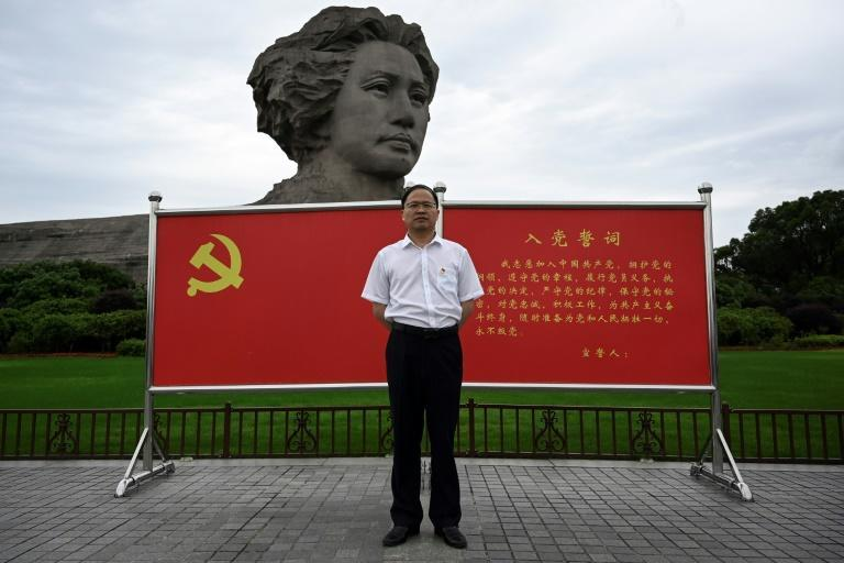 Chen Jian, 51, is CEO and Party chief of a state-owned company