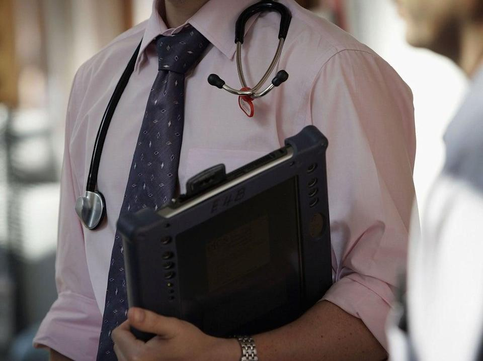 Doctors, nurses, pharmacists, care workers and others across primary and secondary care have worked to their limits over the last 18 months (Getty Images)