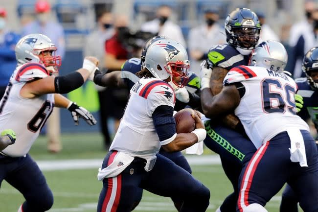 Lack of O-line mistakes has helped propel Patriots offence