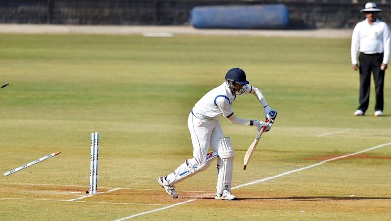 Maharashtra Bowled Out for 44 Against Services, Their Second Lowest Total in Ranji Trophy History