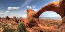 """<p><strong>Best for National Parks</strong></p><p>Utah has five, count 'em, five <a href=""""https://www.bestproducts.com/fun-things-to-do/g2543/best-national-parks-for-hiking/"""" rel=""""nofollow noopener"""" target=""""_blank"""" data-ylk=""""slk:national parks"""" class=""""link rapid-noclick-resp"""">national parks</a> — each more spectacular than the next. <a href=""""https://go.redirectingat.com?id=74968X1596630&url=https%3A%2F%2Fwww.tripadvisor.com%2FAttraction_Review-g143057-d103336-Reviews-Zion_s_Main_Canyon-Zion_National_Park_Utah.html&sref=https%3A%2F%2Fwww.countryliving.com%2Flife%2Fg37186621%2Fbest-places-to-experience-and-visit-in-the-usa%2F"""" rel=""""nofollow noopener"""" target=""""_blank"""" data-ylk=""""slk:Zion"""" class=""""link rapid-noclick-resp"""">Zion</a> is known for its towering red rocks, while <a href=""""https://go.redirectingat.com?id=74968X1596630&url=https%3A%2F%2Fwww.tripadvisor.com%2FAttraction_Review-g60724-d8535374-Reviews-Arches_National_Park-Moab_Utah.html&sref=https%3A%2F%2Fwww.countryliving.com%2Flife%2Fg37186621%2Fbest-places-to-experience-and-visit-in-the-usa%2F"""" rel=""""nofollow noopener"""" target=""""_blank"""" data-ylk=""""slk:Arches"""" class=""""link rapid-noclick-resp"""">Arches</a> has thousands of natural arches, including the famous Delicate Arch, featured on the Beehive State's license plate. The other three parks are Canyonlands, Capitol Reef, and Bryce Canyon. </p><p><strong><em>Where to Stay:</em></strong> <a href=""""https://go.redirectingat.com?id=74968X1596630&url=https%3A%2F%2Fwww.tripadvisor.com%2FHotel_Review-g31931-d234621-Reviews-La_Quinta_Inn_Suites_Springdale-Springdale_Arkansas.html&sref=https%3A%2F%2Fwww.countryliving.com%2Flife%2Fg37186621%2Fbest-places-to-experience-and-visit-in-the-usa%2F"""" rel=""""nofollow noopener"""" target=""""_blank"""" data-ylk=""""slk:La Quinta Inn & Suites, Springdale"""" class=""""link rapid-noclick-resp"""">La Quinta Inn & Suites, Springdale</a>, <a href=""""https://go.redirectingat.com?id=74968X1596630&url=https%3A%2F%2Fwww.tripadvisor.com%2FHotel_Review-g60724-d7179598-Reviews-Fa"""