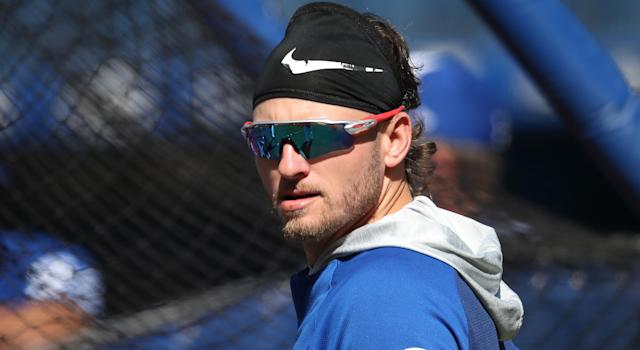 Josh Donaldson does not sound like he is in a good place with Toronto Blue Jays management. (Photo by Tom Szczerbowski/Getty Images)