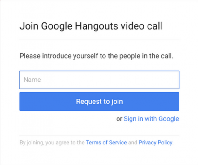 Google S Newest Update Lets You Hangout With Anyone