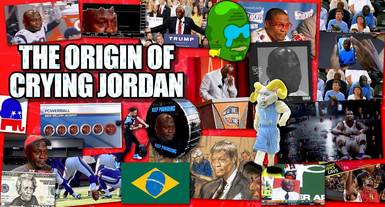 Crying Jordan: Oral history of the meme that wouldn't die