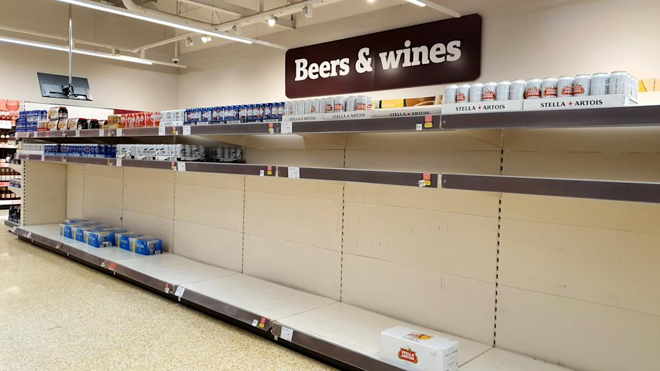 Have your say: Should UK shops ban alcohol sales after 9pm?