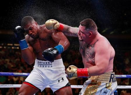 Anthony Joshua v Andy Ruiz Jr - WBA Super, IBF, WBO & IBO World Heavyweight Titles