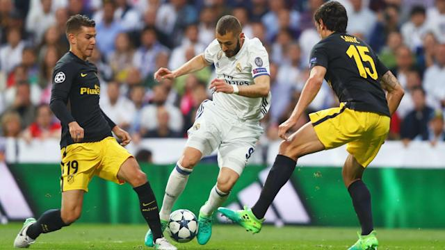 Real Madrid's Cristiano Ronaldo-inspired win over Atletico Madrid left Karim Benzema in no doubt over the balance of power in the capital.