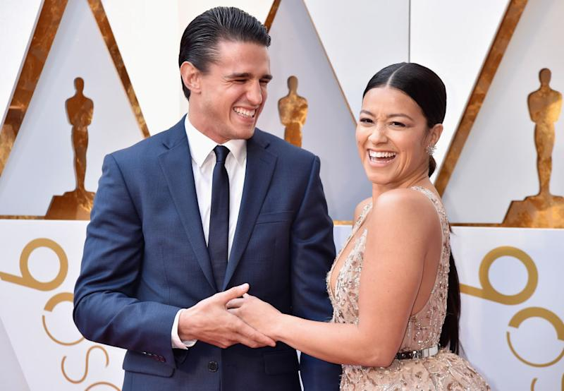 Is Gina Rodriguez Engaged to Joe LoCicero? See Her New Diamond Ring