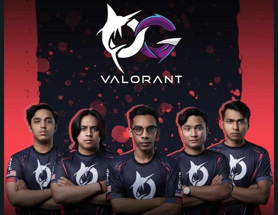 Malaysian squad Todak are the champions of the Valorant First Strike Malaysia and Singapore Regional Finals. (Photo: Todak Valorant Facebook)