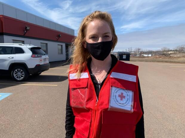 Red Cross helps with the first 72 hours of assistance in these types of emergencies, says Alanna Green, program manager with the organization on P.E.I.