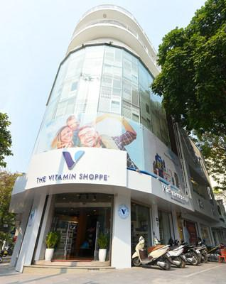The Vitamin Shoppe opened its first Hanoi location in the Hoan Kiem district in January 2021.