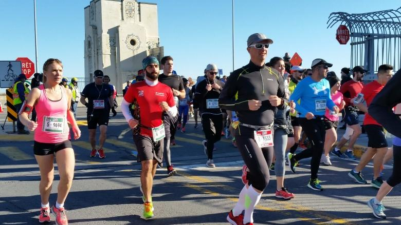 Runners' health behind decision to cancel Montreal marathon, organizers say
