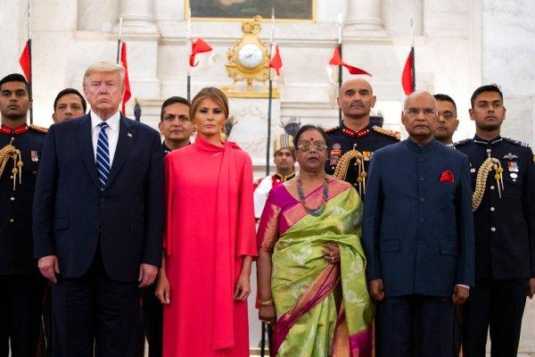 Melania Trump rashtrapti bhavan, Donald Trump Donald Trump India Visit Donald Trump India Visit Date Donald Trump Melania Trump Melania Trump India Visit Melania Trump India Visit Date melania trump first lady fashion first lady fashion melania trump fashion melania trump dress melania trump dresses