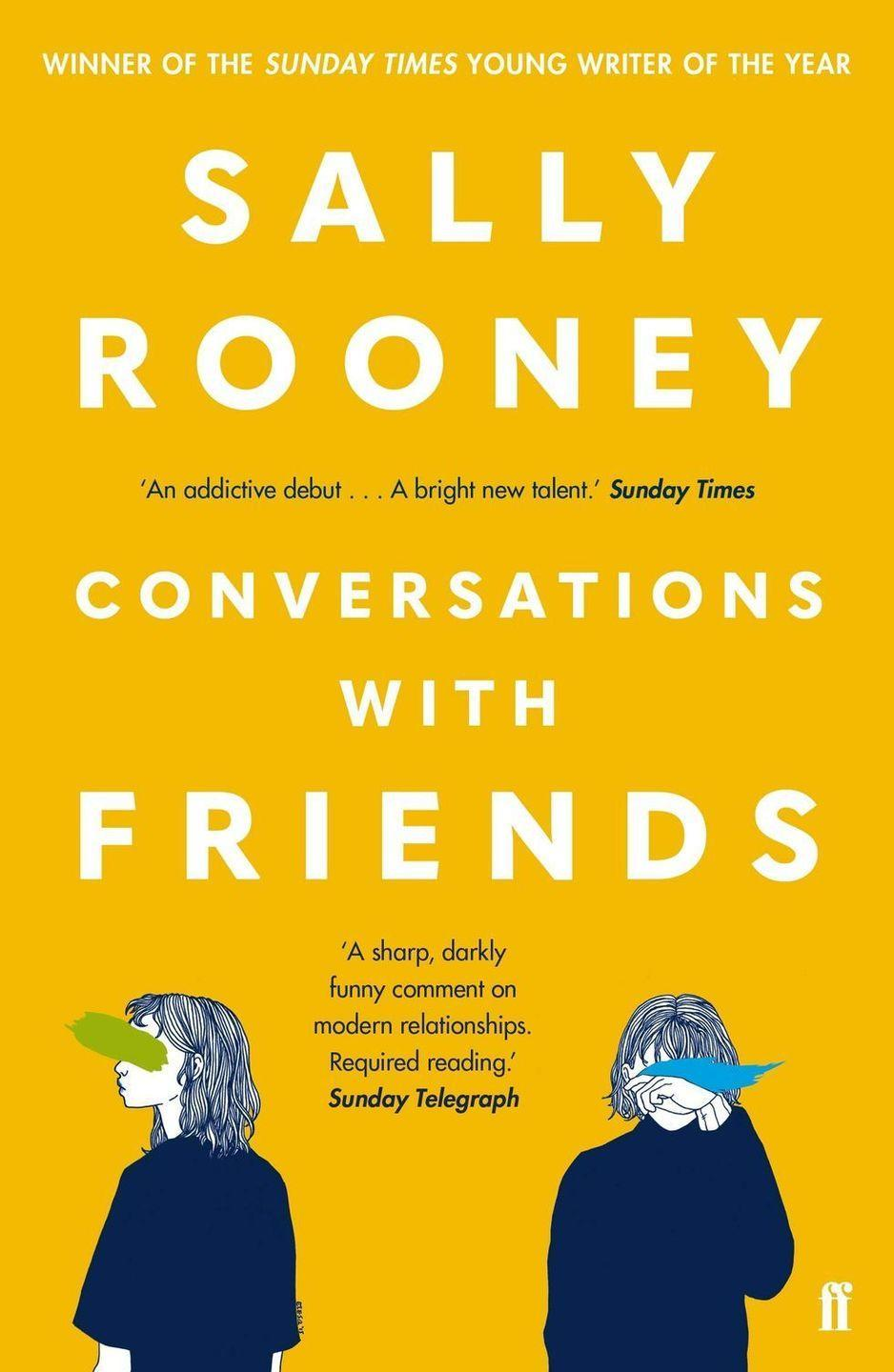 <p><strong>Release date: 2021 on BBC Three</strong></p><p>The creative masterminds behind Normal People are now developing Sally Rooney's first novel, Conversations with Friends, for the BBC.</p><p>Conversations with Friends is also set in Dublin and explores the nuances and complexities of relationships. Following the four main characters – Frances, Bobbi, Nick and Melissa – as their lives and loves become intertwined with devastating results.<br></p>