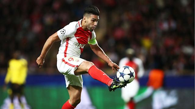 After scoring to secure a 2-1 win over Lyon, Radamel Falcao says Monaco cannot afford to slow down in their pursuit of Ligue 1 glory