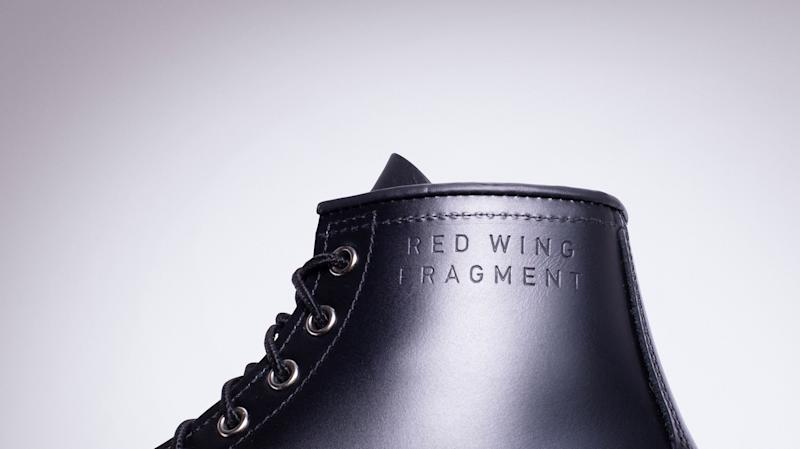 Red Wing x Fragment