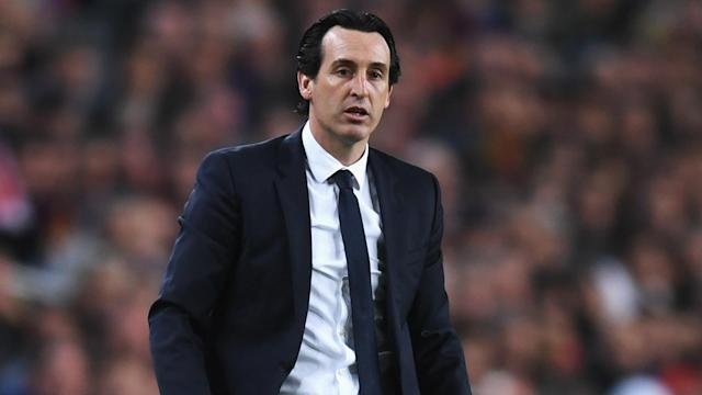 The manager hopes to win the title as Paris Saint-Germain eye a third trophy this season