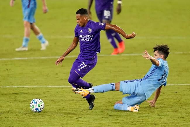 Orlando City unbeaten streak at 11 after draw with NYCFC