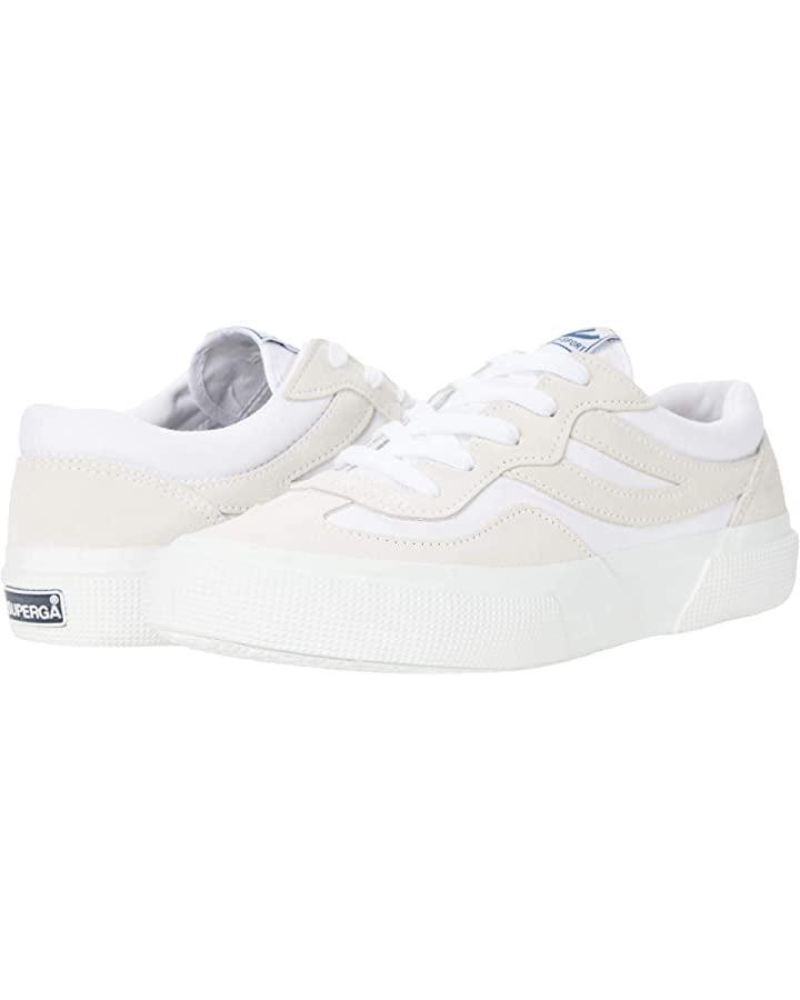 <p>A crisp white pair of <span>Superga 2941 Revolley Suecotu Sneakers</span> ($89) is a must-have.</p>