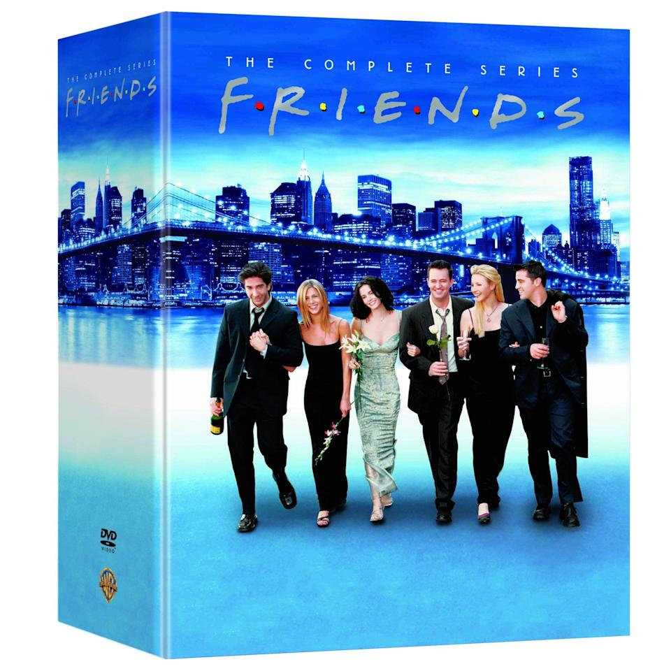 <p>We all know someone who would love this <span>Friends: The Complete Series </span> ($60, originally $102).</p>