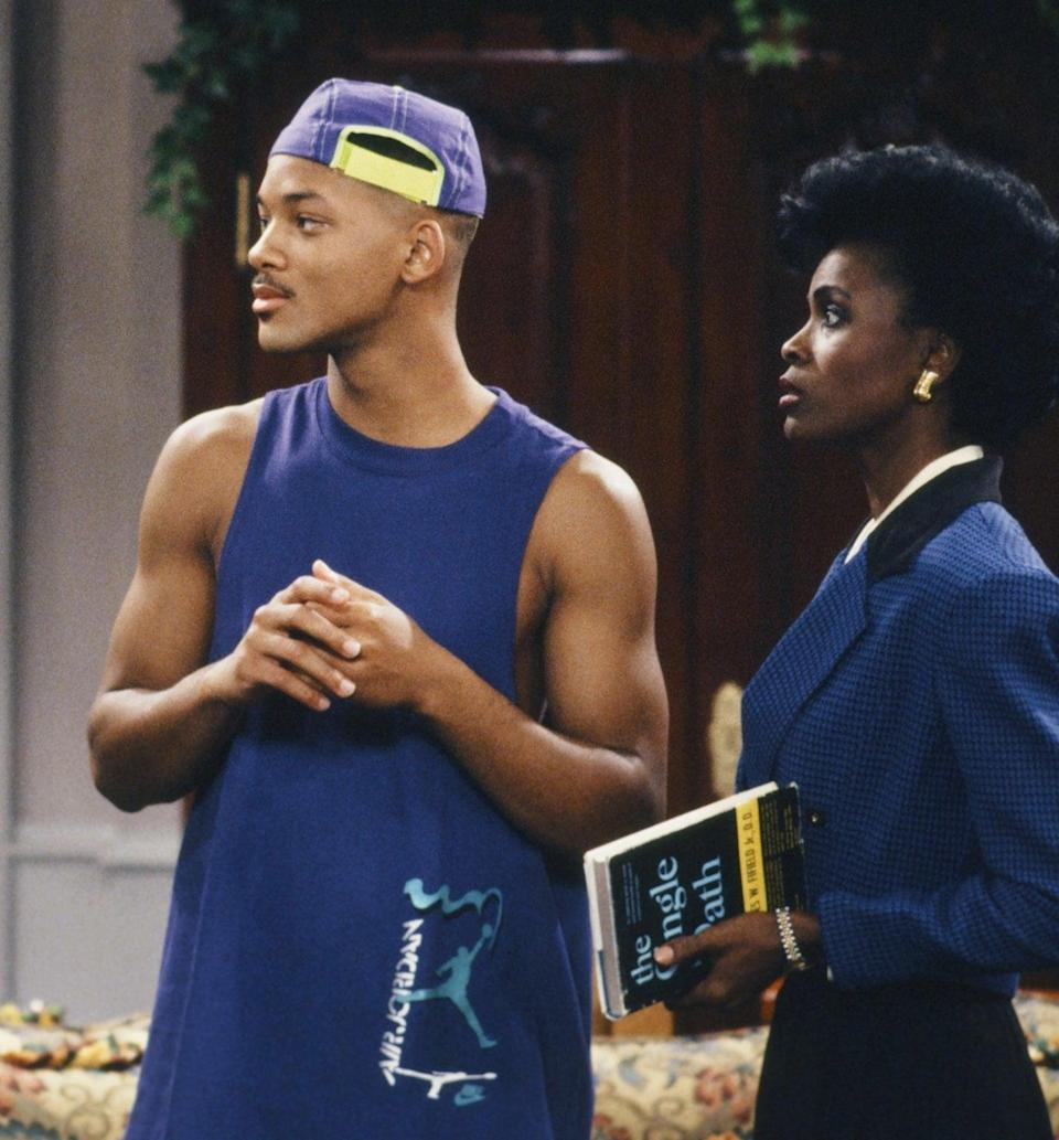 Will and Aunt Viv