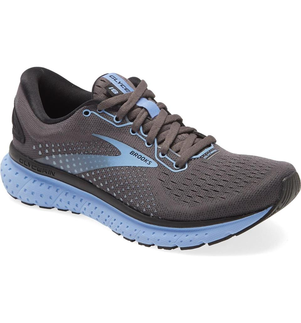 <p><span>Brooks Glycerin 18 Running Shoe</span> ($130, originally $150)</p>